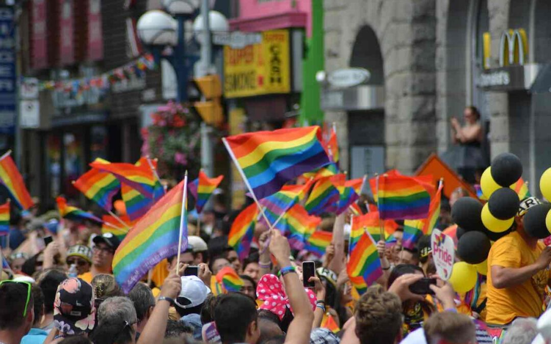 Om att vara gay i Örebro